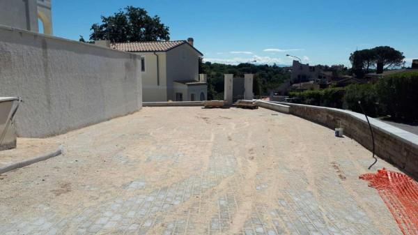 Villetta a schiera in affitto a Formello, Le Rughe, Con giardino, 120 mq - Foto 7