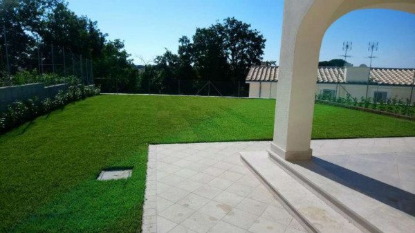 Villetta a schiera in affitto a Formello, Le Rughe, Con giardino, 120 mq - Foto 1