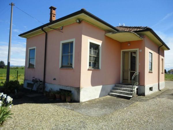 Casa indipendente in vendita a Alessandria, Con giardino, 70 mq