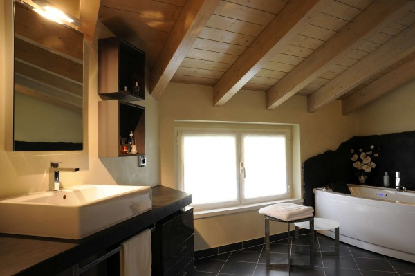 Villa in vendita a Laveno-Mombello, Con giardino, 270 mq - Foto 5