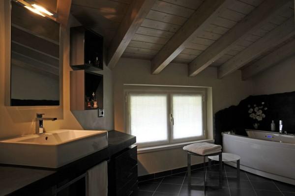 Villa in vendita a Laveno-Mombello, Con giardino, 270 mq - Foto 18