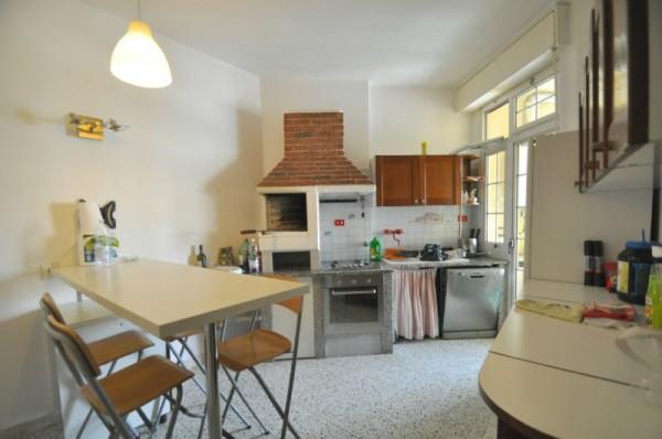 Appartamento in affitto a Genova, Pegli, Arredato, con giardino, 100 mq