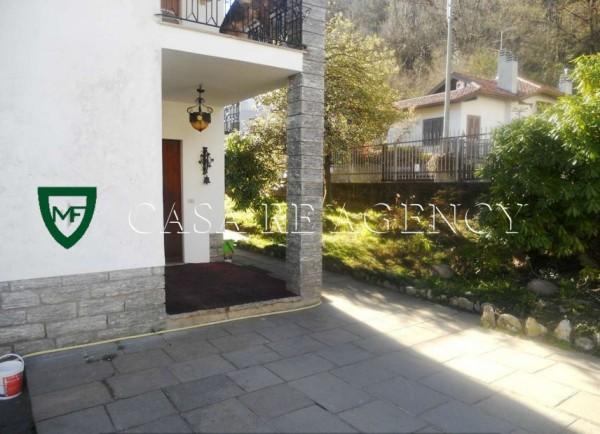 Villa in vendita a Induno Olona, Con giardino, 265 mq - Foto 12