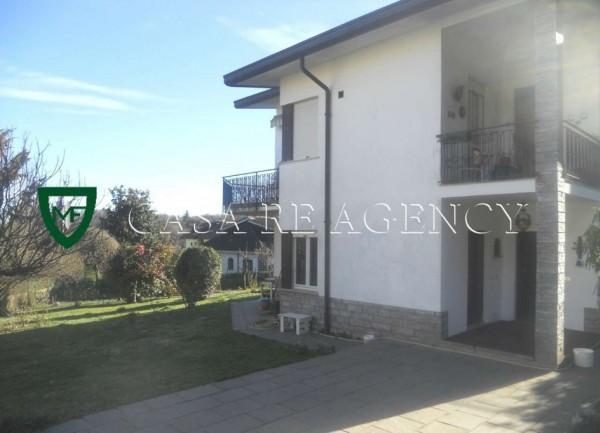 Villa in vendita a Induno Olona, Con giardino, 265 mq - Foto 29