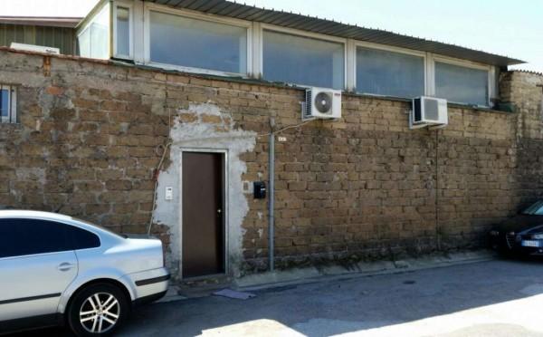 Ufficio in affitto a Roma, Magliana, 210 mq