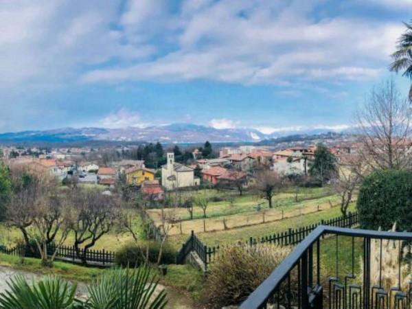 Villa in vendita a Brebbia, Con giardino, 316 mq - Foto 57