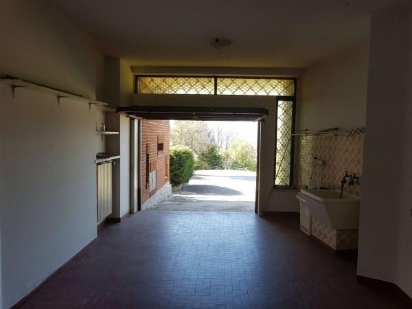 Villa in vendita a Brebbia, Con giardino, 316 mq - Foto 7