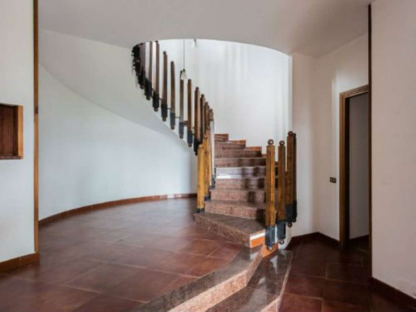 Villa in vendita a Brebbia, Con giardino, 316 mq - Foto 42