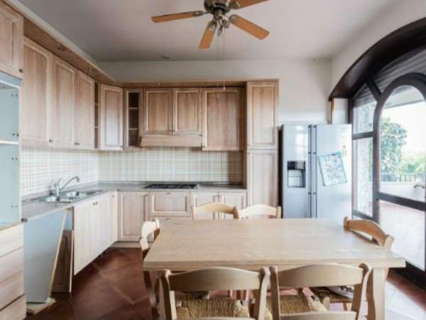 Villa in vendita a Brebbia, Con giardino, 316 mq - Foto 49