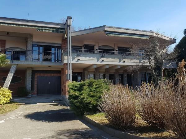 Villa in vendita a Brebbia, Con giardino, 316 mq - Foto 15