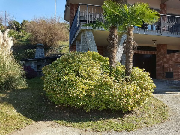 Villa in vendita a Brebbia, Con giardino, 316 mq - Foto 18