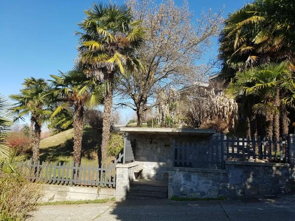 Villa in vendita a Brebbia, Con giardino, 316 mq - Foto 35