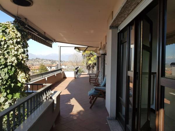 Villa in vendita a Brebbia, Con giardino, 316 mq - Foto 5