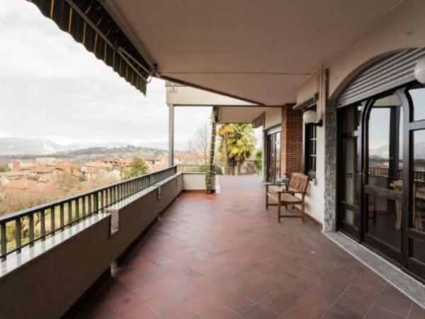 Villa in vendita a Brebbia, Con giardino, 316 mq - Foto 51