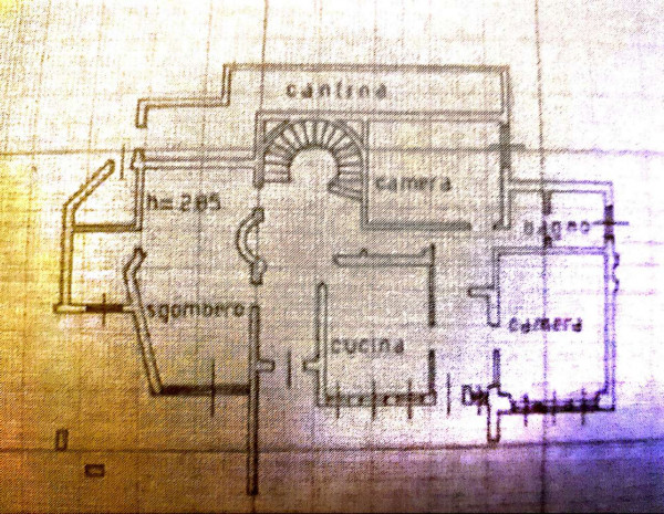 Villa in vendita a Brebbia, Con giardino, 316 mq - Foto 2