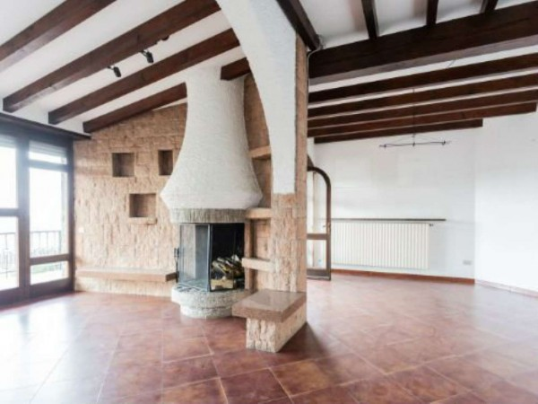 Villa in vendita a Brebbia, Con giardino, 316 mq - Foto 50