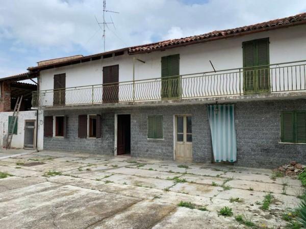 Casa indipendente in vendita a Quattordio, Con giardino, 150 mq