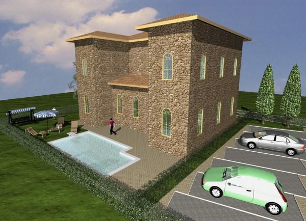 Rustico/Casale in vendita a Assisi, Assisi, Con giardino, 450 mq