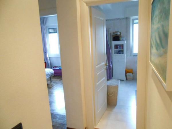 Appartamento in vendita a Genova, Adiacenze Ospedale Gaslini, 90 mq - Foto 27