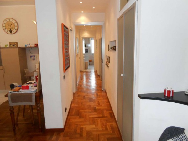 Appartamento in vendita a Genova, Adiacenze Ospedale Gaslini, 90 mq - Foto 35