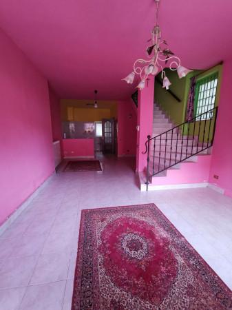 Casa indipendente in vendita a Capralba, Residenziale, Con giardino, 109 mq