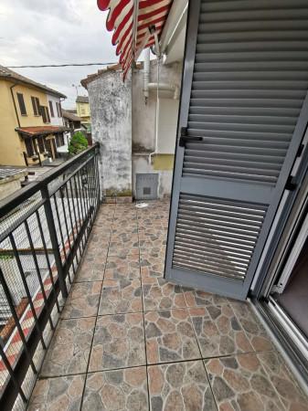 Casa indipendente in vendita a Capralba, Residenziale, Con giardino, 109 mq - Foto 10