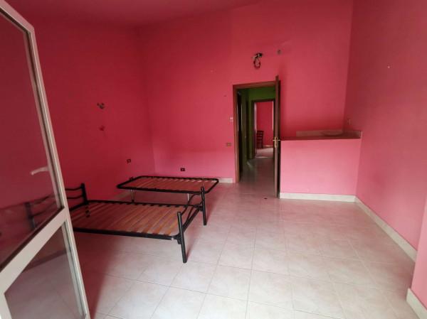 Casa indipendente in vendita a Capralba, Residenziale, Con giardino, 109 mq - Foto 6