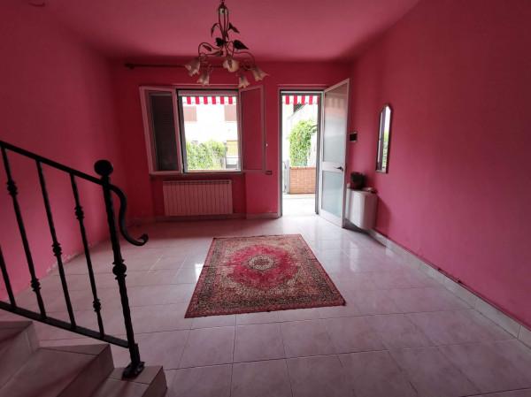 Casa indipendente in vendita a Capralba, Residenziale, Con giardino, 109 mq - Foto 19