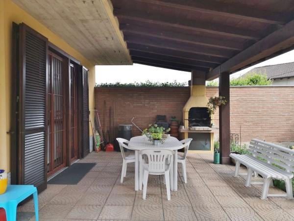 Villa in vendita a Lacchiarella, Mettone, Con giardino, 220 mq - Foto 41