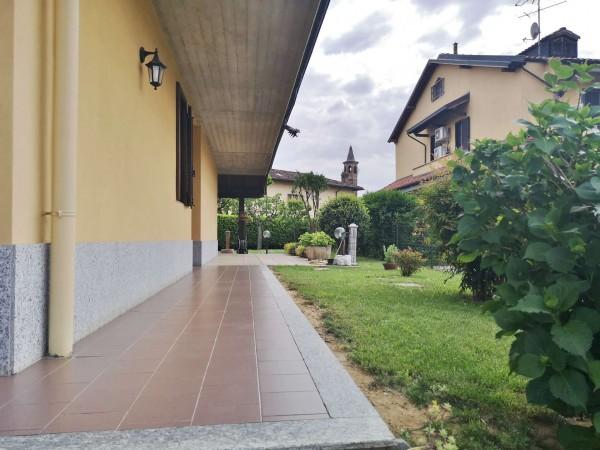 Villa in vendita a Lacchiarella, Mettone, Con giardino, 220 mq - Foto 23
