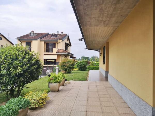 Villa in vendita a Lacchiarella, Mettone, Con giardino, 220 mq - Foto 21