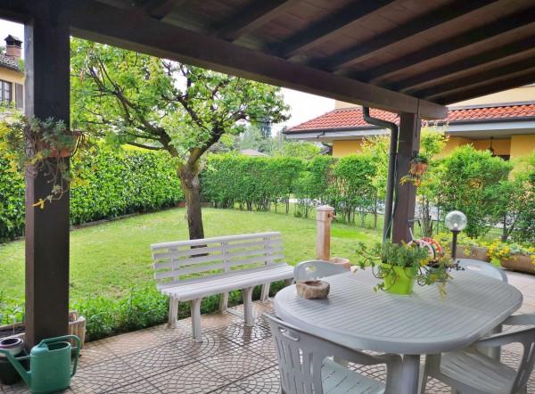 Villa in vendita a Lacchiarella, Mettone, Con giardino, 220 mq - Foto 42