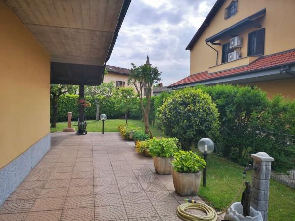Villa in vendita a Lacchiarella, Mettone, Con giardino, 220 mq - Foto 22