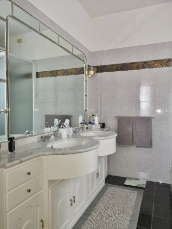 Villa in vendita a Lacchiarella, Mettone, Con giardino, 220 mq - Foto 35