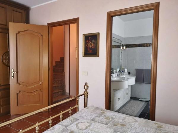 Villa in vendita a Lacchiarella, Mettone, Con giardino, 220 mq - Foto 24