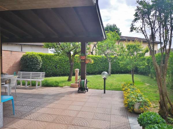 Villa in vendita a Lacchiarella, Mettone, Con giardino, 220 mq - Foto 32