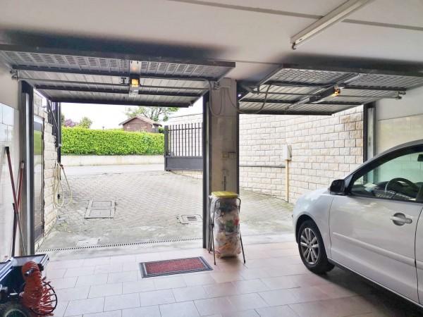 Villa in vendita a Lacchiarella, Mettone, Con giardino, 220 mq - Foto 33