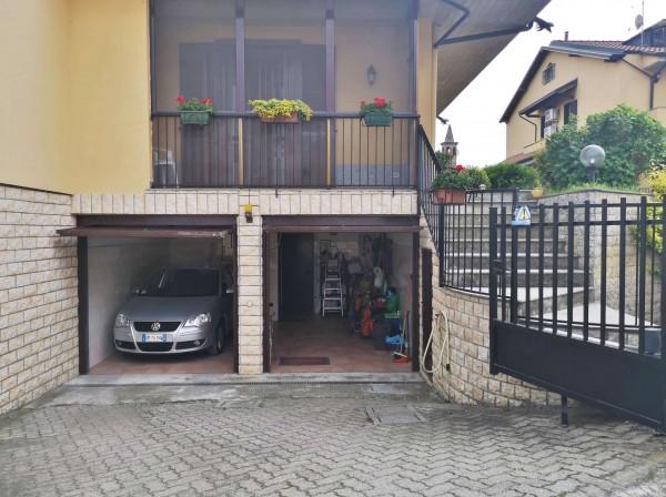 Villa in vendita a Lacchiarella, Mettone, Con giardino, 220 mq - Foto 31