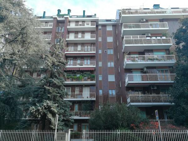 Appartamento in affitto a Milano, Morgagni, Arredato, con giardino, 50 mq