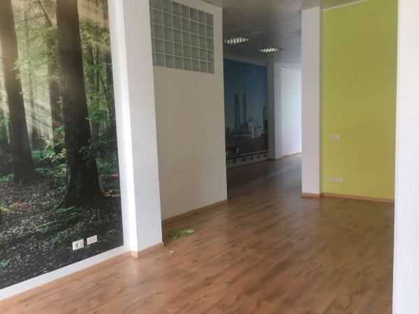 Ufficio in affitto a Milano, Carbonari, Con giardino, 150 mq - Foto 21