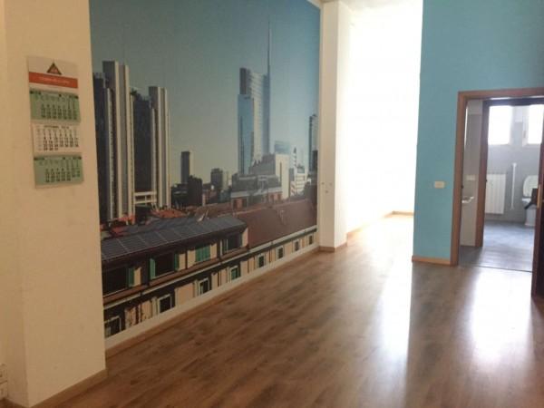 Ufficio in affitto a Milano, Carbonari, Con giardino, 150 mq - Foto 14