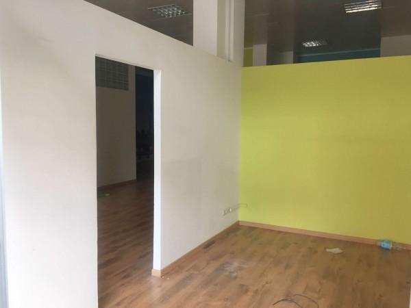 Ufficio in affitto a Milano, Carbonari, Con giardino, 150 mq - Foto 20