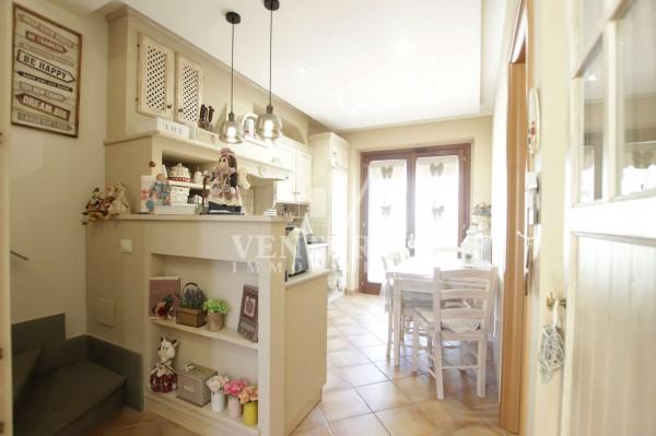 Villetta a schiera in vendita a Roma, Valle Muricana, Con giardino, 115 mq - Foto 24