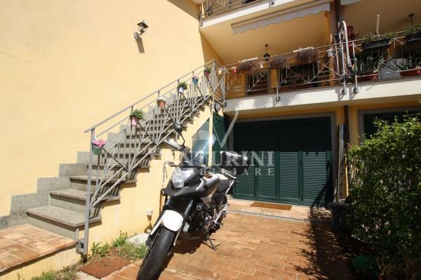 Villetta a schiera in vendita a Roma, Valle Muricana, Con giardino, 115 mq - Foto 3