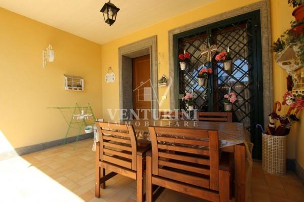 Villetta a schiera in vendita a Roma, Valle Muricana, Con giardino, 115 mq - Foto 5