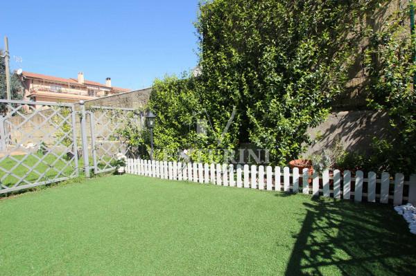 Villetta a schiera in vendita a Roma, Valle Muricana, Con giardino, 115 mq - Foto 2