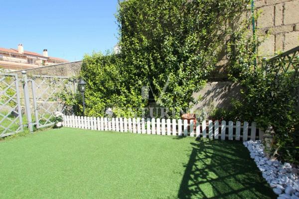 Villetta a schiera in vendita a Roma, Valle Muricana, Con giardino, 115 mq - Foto 7