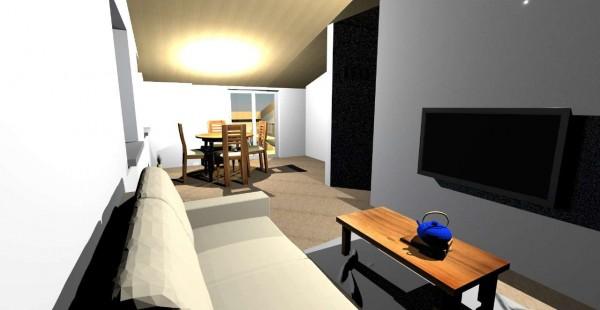 Appartamento in vendita a Collegno, 60 mq