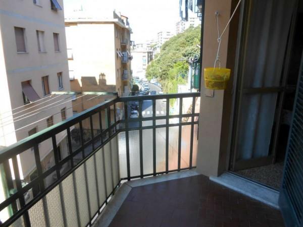 Appartamento in vendita a Genova, Adiacenze Via Berno, 79 mq - Foto 5