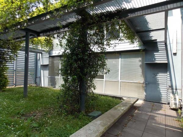 Ufficio in affitto a Milano, Mecenate, 75 mq